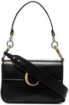 Chloé C-embellished shoulder bag