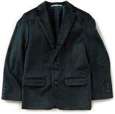 Class Club Big Boys 8-20 Velvet Blazer Jacket
