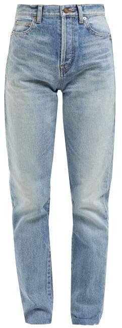 1b5650238c Bandana Pocket Slim Fit Jeans - Womens - Light Blue