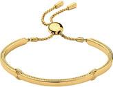 Links of London Narrative 18ct gold vermeil bracelet