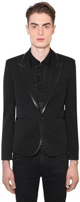 Saint Laurent WOOL GABARDINE JACKET