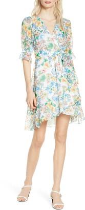Ali & Jay Garden Strolls Wrap Dress