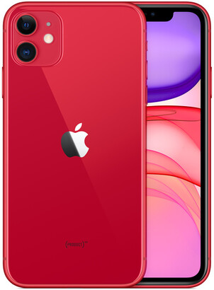 Apple iPhone 11 - 64GB (PRODUCT)RED - Sprint with installments plan)
