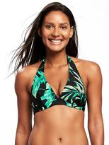 Old Navy Underwire Halter Bikini Top for Women