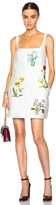 Stella McCartney Marianne Botanical Embroidery Dress