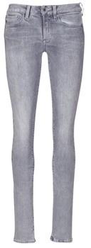 G Star Raw MIDGE SADDLE MID STRAIGHT women's Jeans in Grey