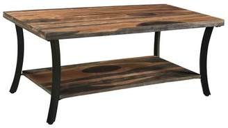 Union Rustic Moser Coffee Table Union Rustic