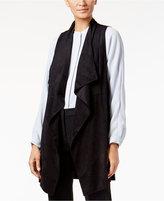 Alfani PRIMA Faux-Suede Vest, Only at Macy's