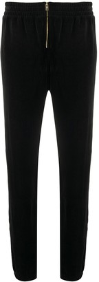 Juicy Couture Velour Zip Jogger Pant