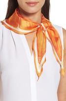 Echo Women's Slice-O-Fruit Diamond Silk Scarf