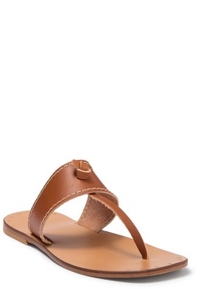 Joie Baylin Leather Thong Sandal