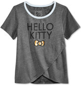 Hello Kitty Bow T-Shirt, Big Girls (7-16)