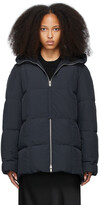 Thumbnail for your product : Jil Sander Navy Down Quilted Jacket