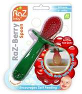 Razbaby RaZ-BerrySilicone Baby's First Spoon
