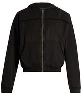 Haider Ackermann Perth Hooded Zip-through Cotton Sweatshirt