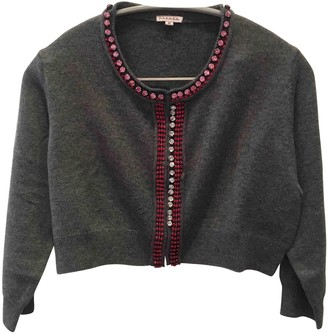 P.A.R.O.S.H. Grey Cashmere Knitwear for Women