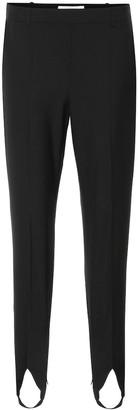 Givenchy Wool stirrup pants