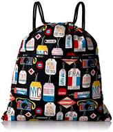 Le Sport Sac Women's Travel Simple Backpack