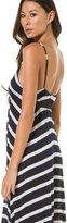 Eight Sixty Stripe Maxi Dress