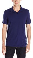 John Varvatos Men's Johnny Collar Polo