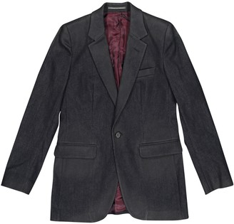Notify Jeans Navy Cotton Jacket for Women