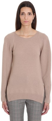 Stella McCartney Knitwear In Beige Wool
