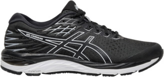 Asics GEL-Cumulus 21 Running Shoes - Black / White