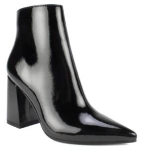 Seven Dials Felicia Women's Block Heel Booties Women's Shoes