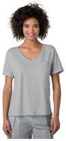 Women's Toad & Co Tissue Short Sleeve Vee Tee