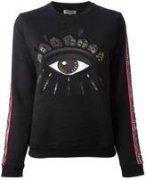 Kenzo eye print sweater