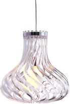 ZUO Pure Tsunami Ceiling Lamp in Clear
