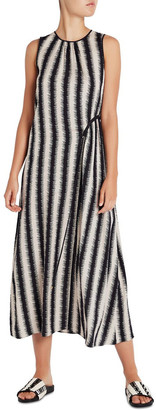 Sass & Bide Zig Zag Stripe Dress Lt