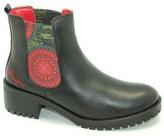 Desigual Boots Plates CHARLEY Noir
