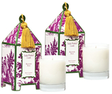 Seda France Rhubarb Pear Mini Pagoda Candles (2 OZ) (Set of 2)
