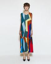 Marni Abstract Print Dress