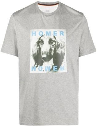 Paul Smith graphic print cotton T-shirt