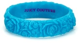 Juicy Couture Carved Rose Bangle