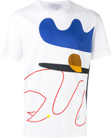 Salvatore Ferragamo graphic print T-shirt - men - Cotton - XS