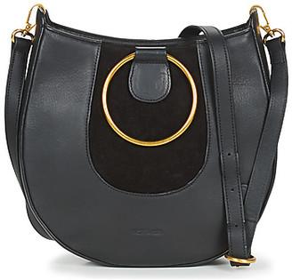 Nat & Nin BROOKE women's Shoulder Bag in Black