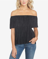 1 STATE 1.STATE Off-The-Shoulder Flounce Top