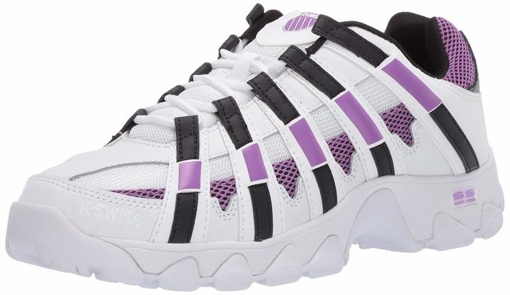 K-Swiss Purple Women's Sneakers | Shop