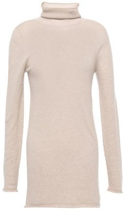 Agnona Melange Cashmere Turtleneck Sweater