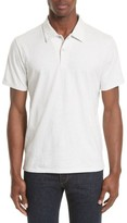 Rag & Bone Men's Heathered Jersey Polo