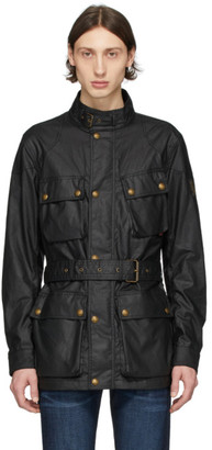 Belstaff Black Trialmaster Jacket
