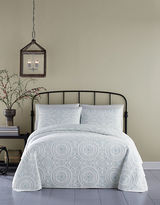 Jessica Simpson Medallion Coverlet