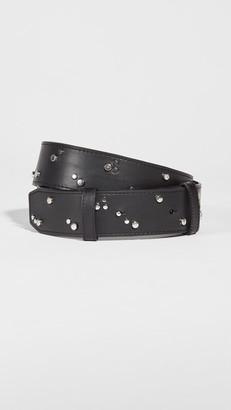 Ganni Studded Belt