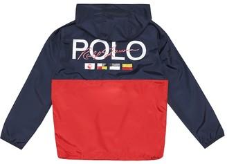 Polo Ralph Lauren Kids Technical-shell jacket