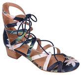 Corso Como Jamaica Leather Gladiator Sandals