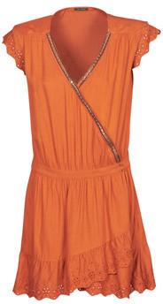 Ikks BQ30155-75 women's Dress in Orange