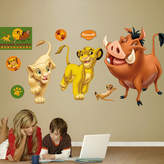 Fathead Disney Lion King Wall Decal